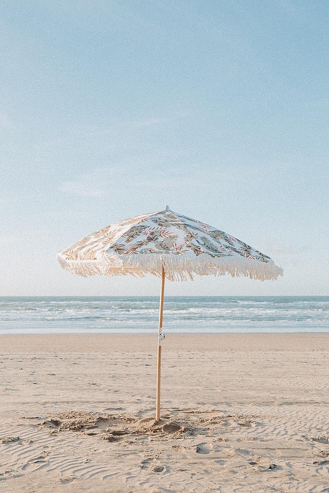 Strandparasol Vintage