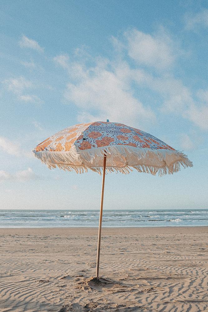 Vintage Ibiza Parasol