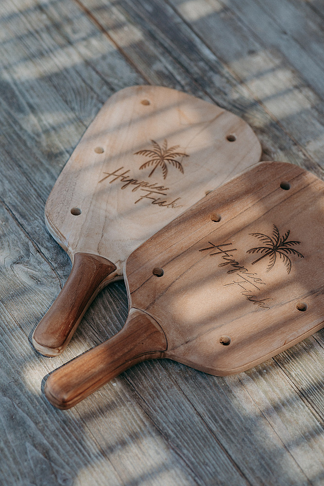 Hippie Fish Paddle Merch