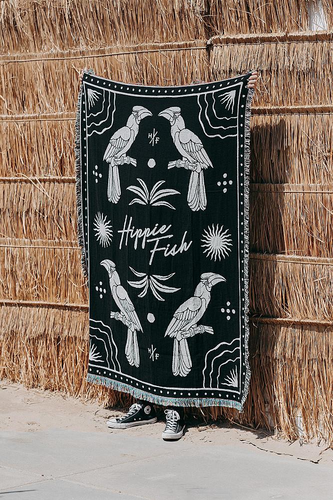 Hippie Fish Throw