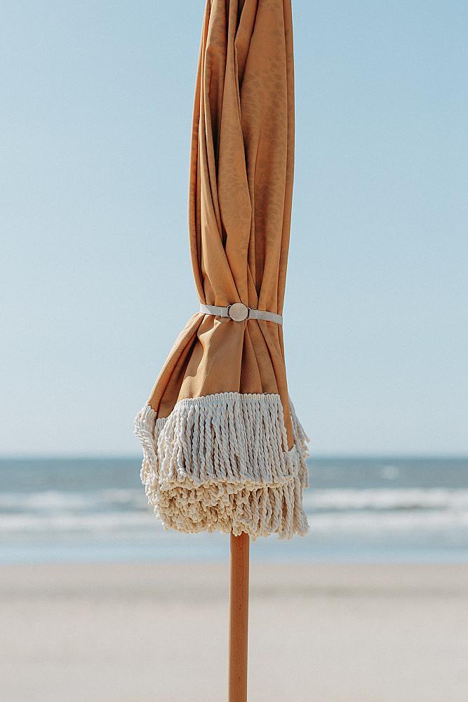 Vintage Strand Parasol